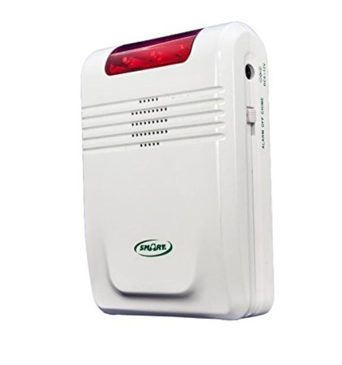 Wireless Alarm Monitor