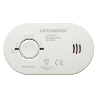 Carbon Monoxide Alarm - Battery Operated