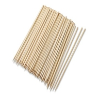 "Skewers Bamboo 16cm/6"" Pack of 100pcs"