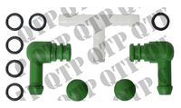 Quick Release Coupling Drain Kit
