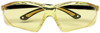 Draper Safety Specs Yellow Tint