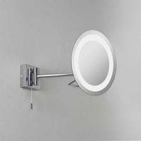 GENA MAGNIFYING MIRROR POLISHED CHROME | LV1702.0029