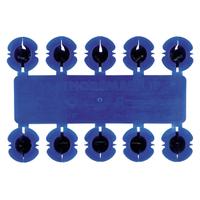 Plug Systems TP3 Rawlplugs Blue