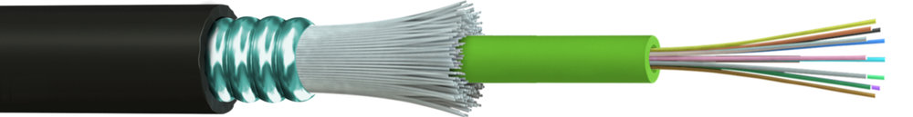 Draka-OM3-50/125-Armoured-Loose-Tube-Fibre-Optic-Cable-Product-Image