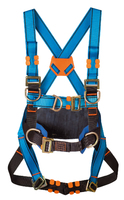 Tractel 4 Point Safety Harness |  HT34