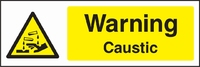 Warning and Chemical Danger Sign WARN0006-1714