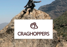 Craghopper. Travel and Adventure Clothing.