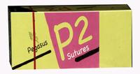 PEGASUS SUTURES 3/0 75CM 1/2 CIRCLE-PK12