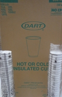 INSULATED CUP 12OZ (1000)