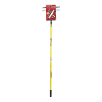 Kingfisher 3.5m Telescopic Window Cleaner (Handle and Head) - BRT3000 (BRT3000)