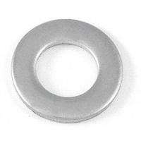 ZINC PLATED FLAT WASHER M12 EACH