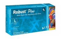 Robust Plus Nitrile Powder-Free Examination Gloves
