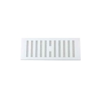 White Plastic Vent Adjustable 9x3'' (WT1800)