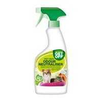 Get Off Natural Pet Bed Odour Neutraliser x 1