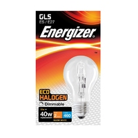 Eveready 28W(40W) Energy Saving Halogen GLS ES