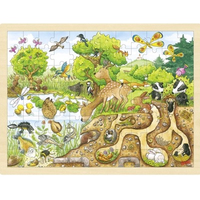Exploring Nature Puzzle 96pcs