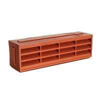 "9 x 3"" Terracotta Air Brick (WT1821)"