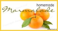 marmalade label