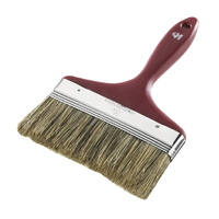 HALLS PAINTRITE WALL PAINT BRUSH 6""