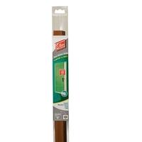 Ellen Deco & Comfort PVC Door Strip Brown