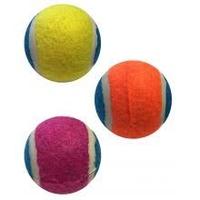 """Good Boy Go Fetch Super Tennis Ball 2.5"""" x 12"""