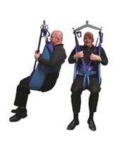 Toileting Sling For Freestanding Hoist
