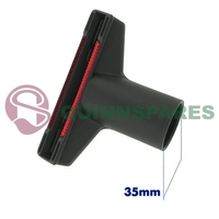 Vacuum Cleaner Tool All Purpose 35Mm With Lint Strip 122Mm Wide