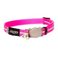 Rogz Alleycat Cat Collar - Pink x 1