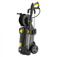 KARCHER COMPACT COLD WATER PRESSURE WASHER HD 5/12 CX PLUS HD 5/12 CX PLUS FLOW RATE 500 I/H OPERATING PRESSURE 120 BAR CONNECTED LOAD 2.5KW WEIGHT 26KG