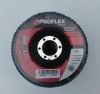 ABRACS EXTRA PROFLEX 115 X 22MM X 40 GRIT FLAP DISC