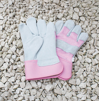 Kingfisher Ladies Suede Rigger Gloves