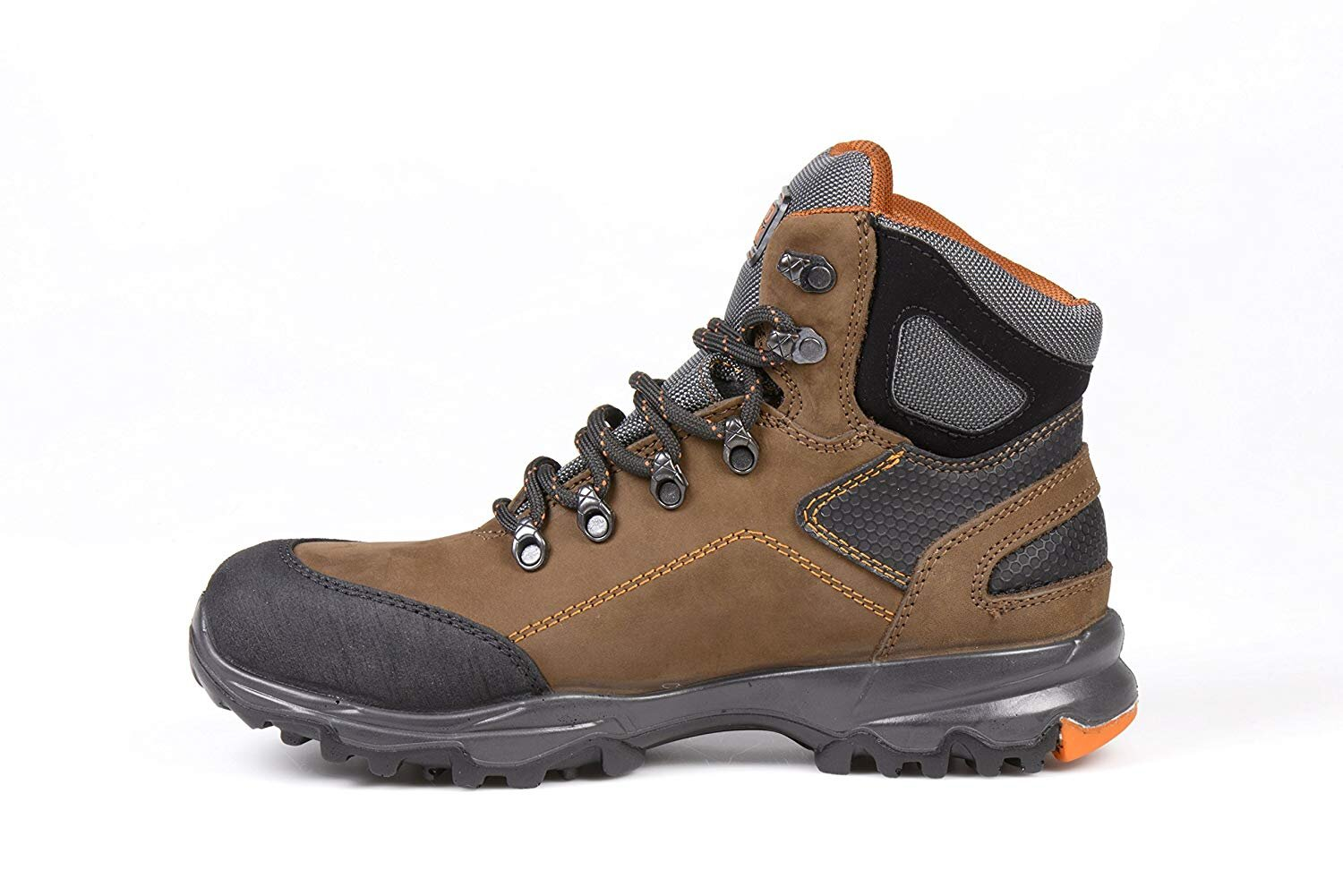 SATURNE BROWN SAFETY BOOT 4