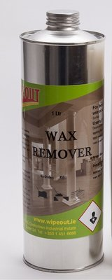 WAX REMOVER 1ltr