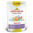 Almo Nature Classic Cat Pouch - Salmon & Pumpkin Value 55g 6-Pac