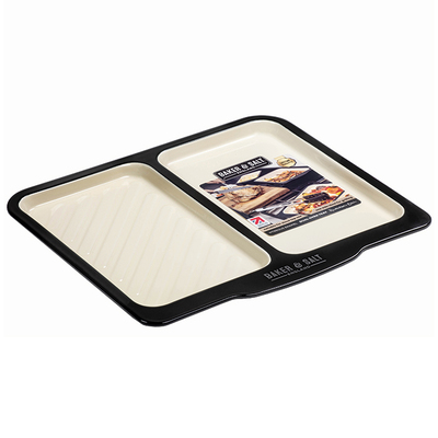 Baker & Salt Large Dual Tray