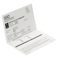 UKAS Verifier And Test Cap Calibration