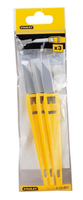 0-10-601 3PK DISPOSABLE CRAFT KNIFE