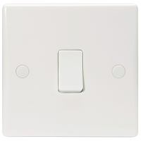 Schneider Ultimate 1Gang 2Way Retractive Switch