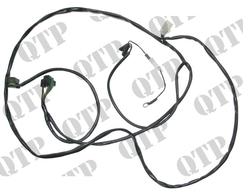 wiring loom 240 285 front lamp