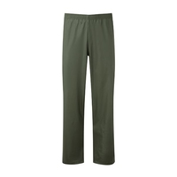 Fortress 921 Green Air Flex Rain Trousers