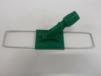 DUST MOP HOLDER 40cm GREEN