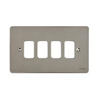 Ultimate GRID Mirror Steel GANG PLATE|LV0701.1012
