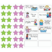magnetic activity pieces and stars