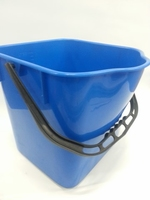 BUCKET 25ltr CALIBARATED BLUE