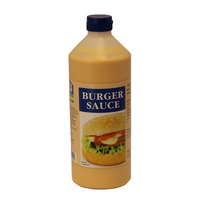Burger Sauce -Sasco-(1lt)