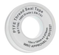 Vires PTFE Tape 12mm x 12M