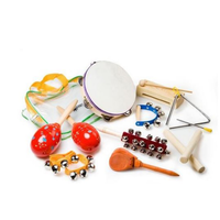 Percussion set (9 Piece)