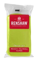 RENSHAW READY TO ROLL ICING LIME GREEN (12 X 250g)