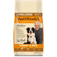 Paul O'Grady Adult Dog - Turkey & Rice 12.5kg