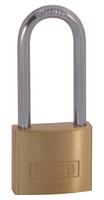 40X55MM L/S BRASS LOCK